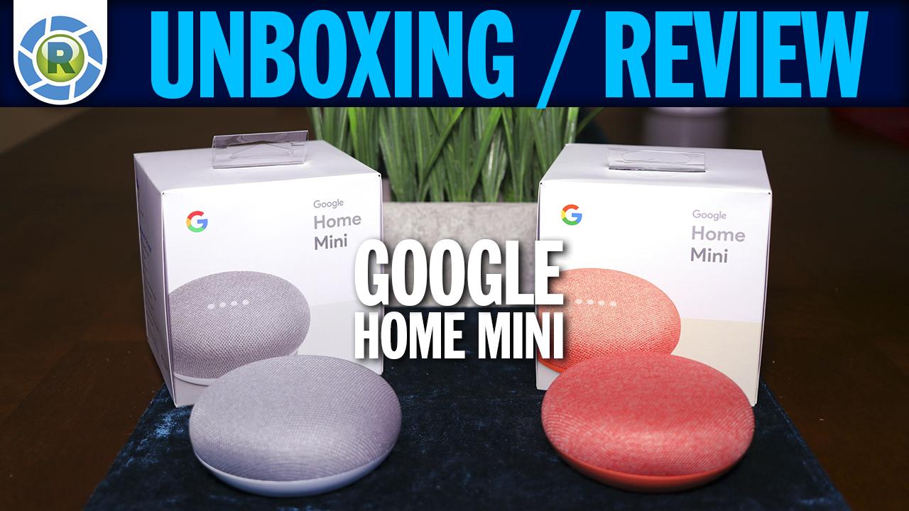 google home mini en español